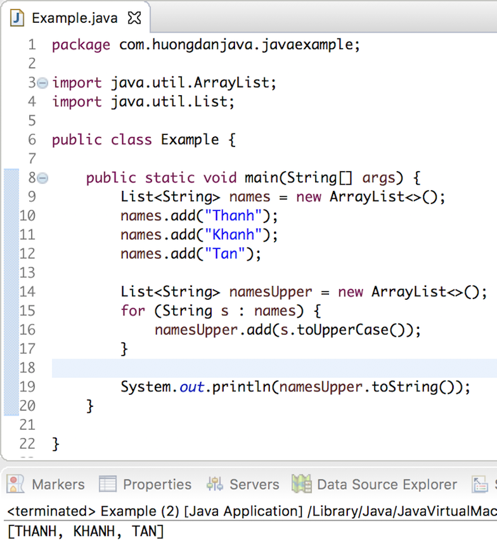 Convert an object into another type using Lambda Expression and Stream in Java