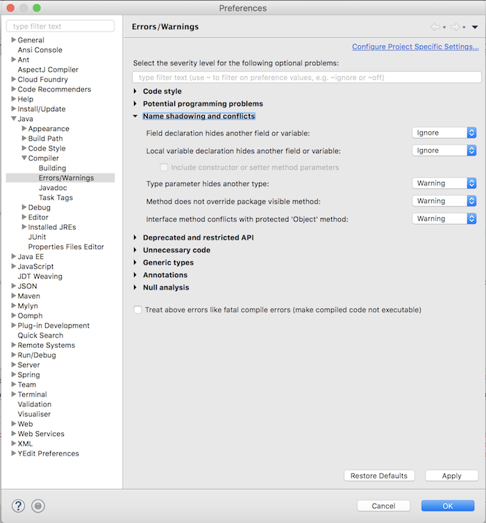Setting up Eclipse IDE for first time - Huong Dan Java