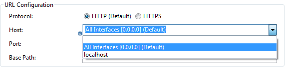 Configure HTTP Listener Connector in Anypoint Studio