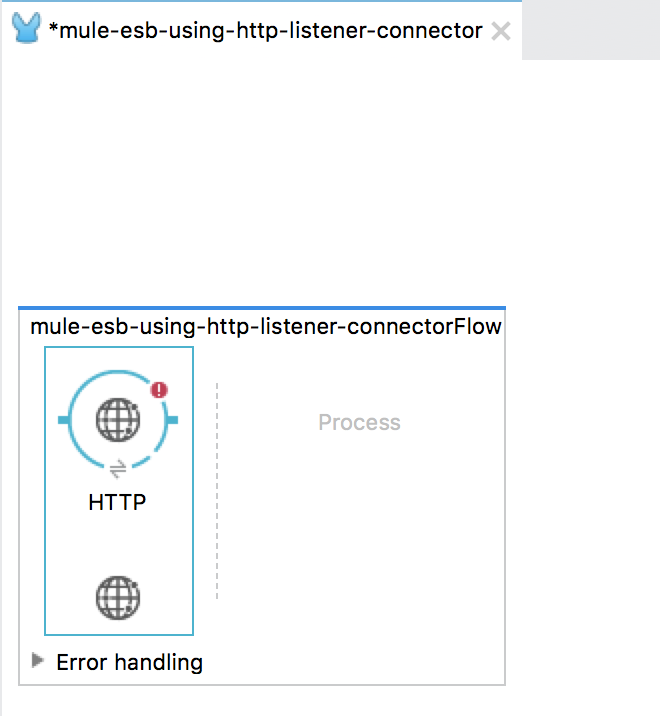 Using HTTP Listener Connector in Mule ESB application