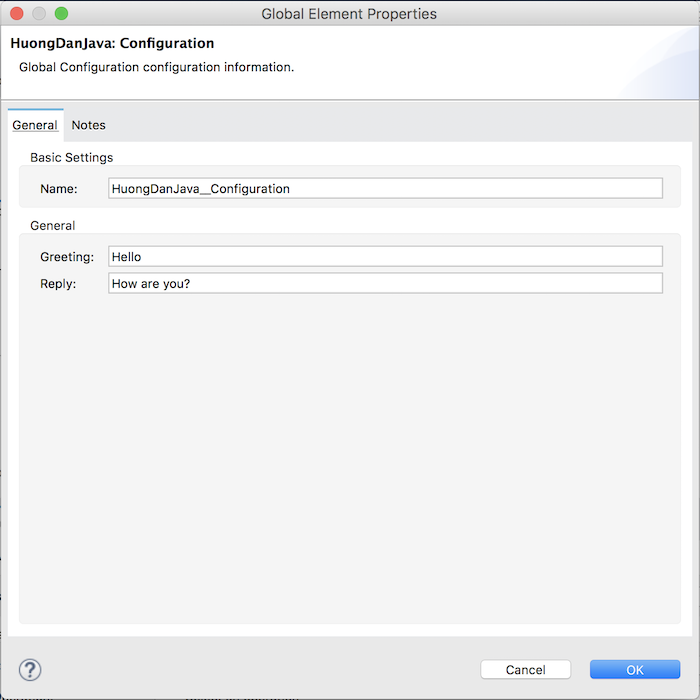 Create Connector using Devkit in Anypoint Studio