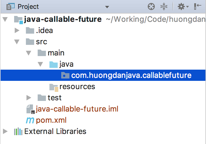 Multithreading with Callable and Future in Java