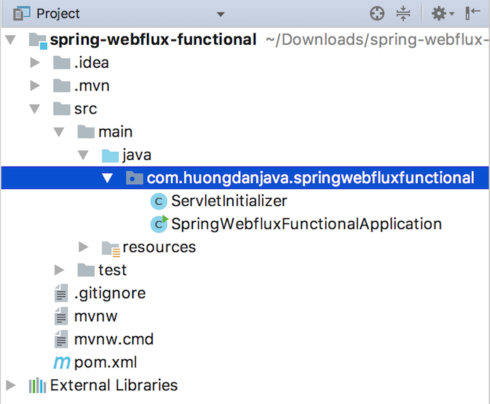 Functional Programming with Spring WebFlux