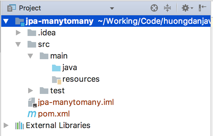Using @ManyToMany annotation in JPA