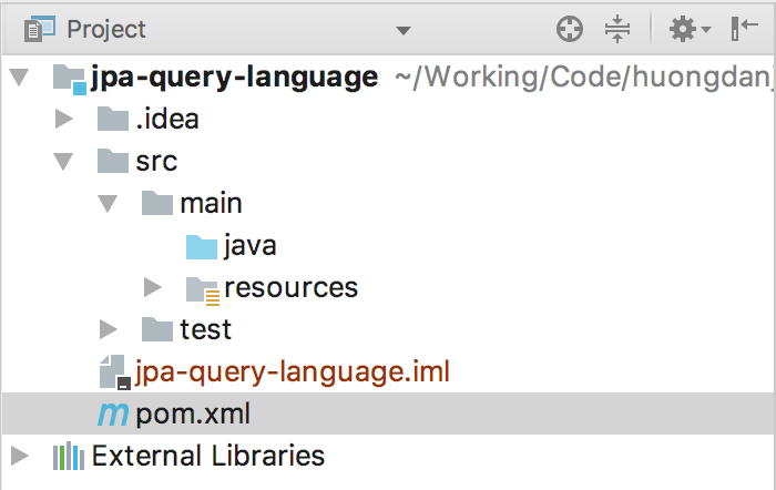 Learn about JPA Query Language