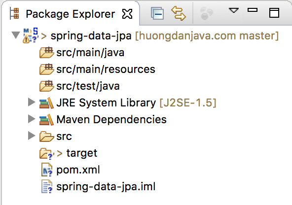 Overview about Spring Data JPA
