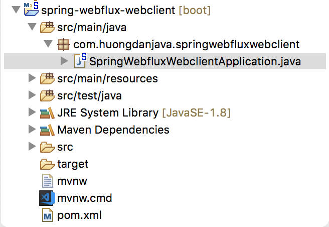 Consume Reactive Web Service using WebClient of Spring WebFlux