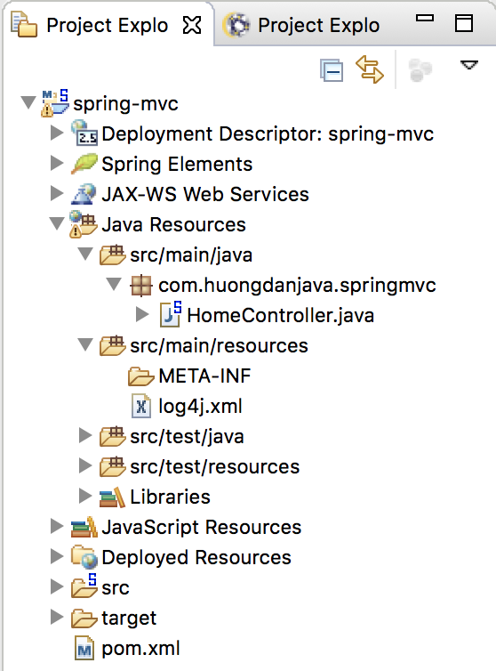 Initialize and configure DispatcherServlet in Spring MVC