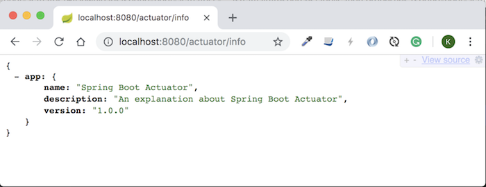 Introduction to Spring Boot Actuator