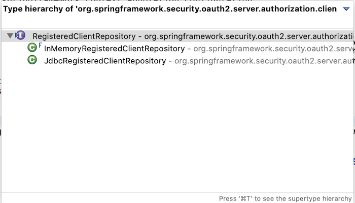 Implement OAuth Authorization Server using Spring Authorization Server